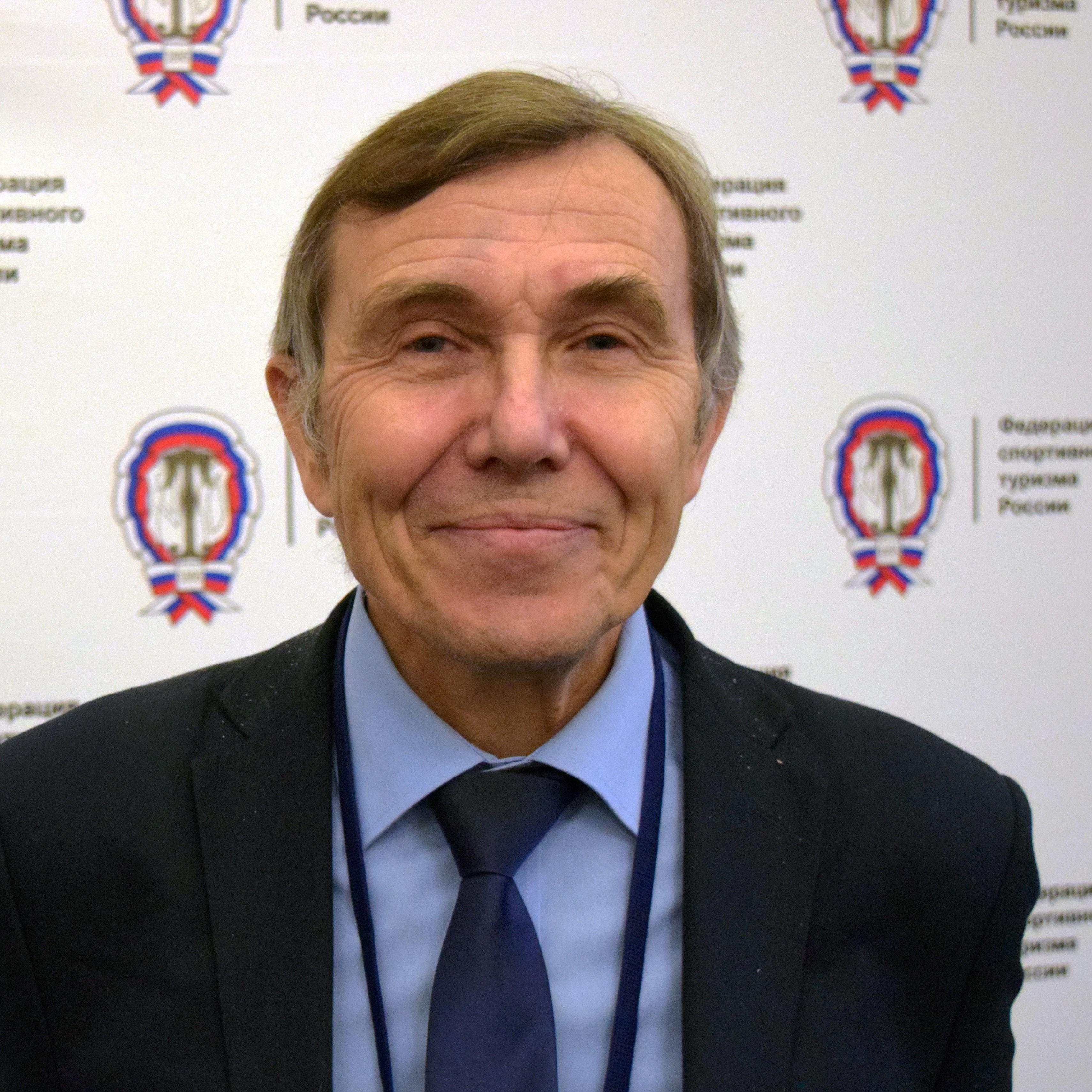 Сергей Панов, вице-президент ФСТР